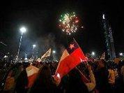O Chile celebra o fim da Constituição de Pinochet