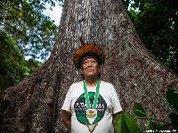 "Davi Kopenawa ganha ""Nobel alternativo"" e faz alerta ao mundo: garimpo está matando os Yanomami"