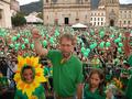 Colômbia: Vão ganhar Os Verdes?