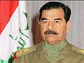 Saddam Hussein começou uma greve da fome