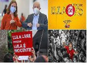 Atos no Brasil e no mundo pelos 75 anos de Lula
