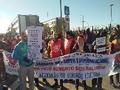 Grande adesão à greve nas empresas de distribuição