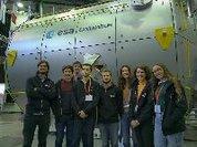 Experiência da UC vai à estratosfera no balão BEXUS 31 da Agência Espacial Europeia