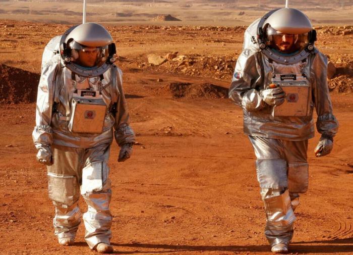Vida em Marte: um experimento de simulação em Israel