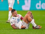 Qualificam na França de catástrofe grave lesão de Memphis Depay