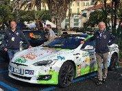 Primeira competição de automóveis elétricos em Portugal