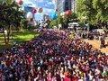 Com milhares nas ruas, centrais sindicais confirmam greve geral contra Bolsonaro