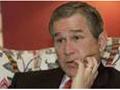 Bush: Sozinho, solitário, isolado e odiado