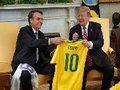 Brasil: Barbas de molho?