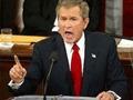 Senado disse  não  a Bush