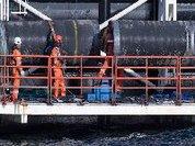 Construção de gasoduto russo continuará no final de maio