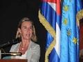 Cuba: O bloqueio é obsoleto e ilegal diz Mogherini