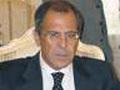 Lavrov em Portugal