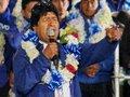 Evo Morales defende vitória contra o neoliberalismo e os vende-pátria