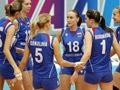 O Brasil e a Rússia se classificaram para a terceira fase do Campeonato Mundial de Vôlei