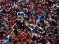 Papa envia terço a Lula, preso político há mais de dois meses