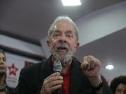 Uma palavra por Lula