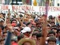 Camponeses paraguaios vão novamente às ruas da capital