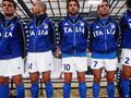 Itália contra...