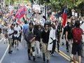 Três mortos e 20 feridos em violenta marcha da extrema-direita na Virgínia