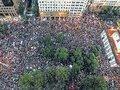 Brasil realiza a primeira revolta massiva contra Jair Bolsonaro