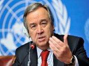 O Secretário Geral da ONU, António Guterres, não condena os assassínios dos EUA no Iraque
