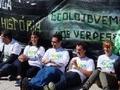 Acampamento Ecolojovem -  Em movimento por uma vida melhor