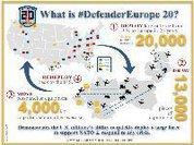 Chamada às armas, a NATO mobilizada em duas frentes