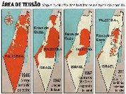 O ente sionista  Israel  que não reconhece o  Outro