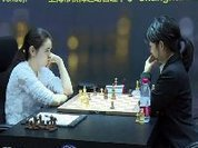 Empate continua na final do Mundial Feminino de Xadrez