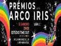 Rui Maria Pêgo e Rita Ferro Rodrigues apresentam os Prémios Arco-Íris da ILGA Portugal