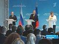 Putin tranqüilizou os europeus