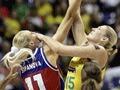 Rússia perdeu para Austrália o Mundial feminino de basquete