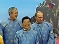 Declaração final da Apec não condena o programa nuclear da Coreia do Norte