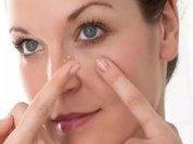 Mau uso de lente de contato pode cegar