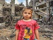 Parem com o massacre contra o povo palestino!