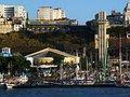 Salvador da Bahia aguarda adeptos portugueses no mundial