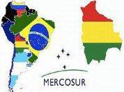 Bolívia perto de se integrar ao Mercosul