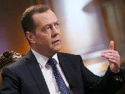 Medvedev disse que a Rússia Unida será eterna