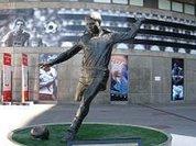 Eusébio deixa mais pobre do mundo de futebol