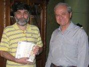 Adelto Goncalves faz palestra em Quito