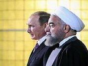 Irã e Rússia impulsionarão intercâmbio comercial para US $ 10 bilhões