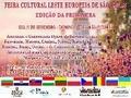 SP: Feira Cultural leste europeia - Edicao de setembro 2017
