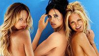 Adriana Lima compartilha esses dias em Nova York a divulgação da nova linha de sutiãs da Victoria's Secret, The Showstopper. Todos fotas Splash/All Over Press