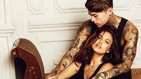 A modelo russa  Irina Shayk e modelo americano Stephen James apareceram em uma sessão de fotos para a marca  espanhola XTI. Nas fotos, Shayk e James estão apresentando a coleção Outono 2014.  Todas as fotos: All Over /Splash