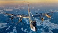 Tupolev Tu-95  vão voar até Golfo do México