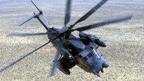 O Sikorsky MH-53 Pave Low é um helicoptéro de busca e salvamento de longo alcance a serviço da Força Aérea Americana. Desenvolvido a partir do HH-53B/C Sea Stallion e do HH-53 Super Jolly Green Giant.Em suas missões o MH-53 trabalha frequentemente com o MC-130H para a navegação, comunicações e a sustentação de combate, com o apoio de MC-130P para o reabastecimento em voo. Sua versão anterior o H-3 Jolly Green Giant foi usado na guerra de Vietnã para operações de combate e busca e salvamento.  Fotos: Fotodom.ru/Rex Features