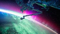 Da Estação Espacial Internacional, Scott Kelly que passou no espaço 340 dias,  faz imagens fantásticas da Terra. Veja algumas dessas fotografias. ©REX