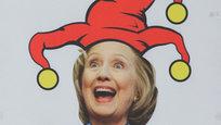 Dia 8 de Novembro os americanos irão eleger um novo presidente. Os preparativos passam com  muito bom humor.©Fotodom.ru/Rex Features