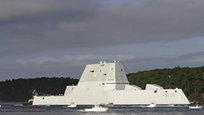 Zumwalt - o maior destruidor da Marinha dos EUA